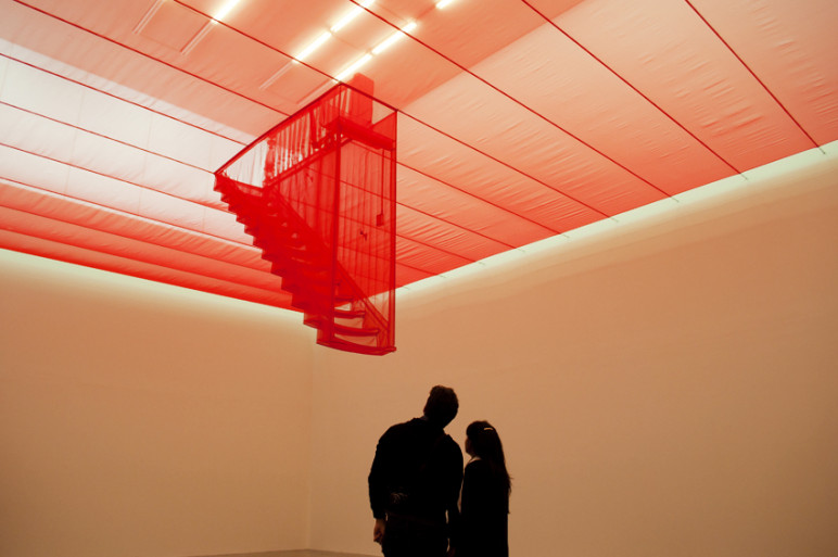 foto interni Tate Modern Gallery