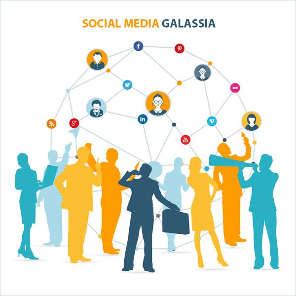 social media galassia