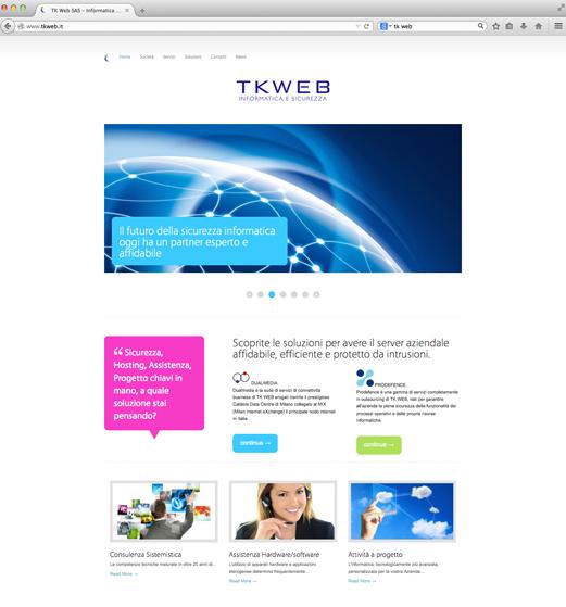 web informatica sicurezza tkweb