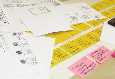 Workshop User Experience progetto prototipo