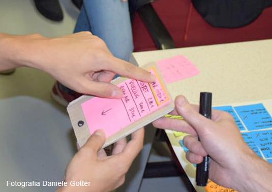Workshop User Experience lean prototyping