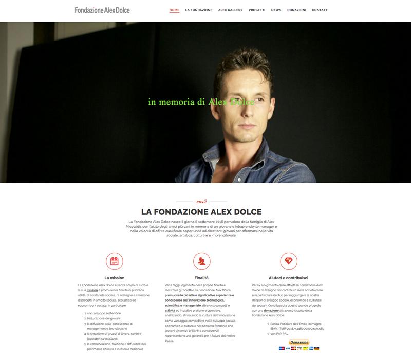 Fondazione Alex Dolce
