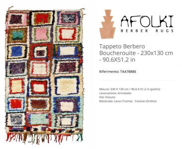 tappeto berbero